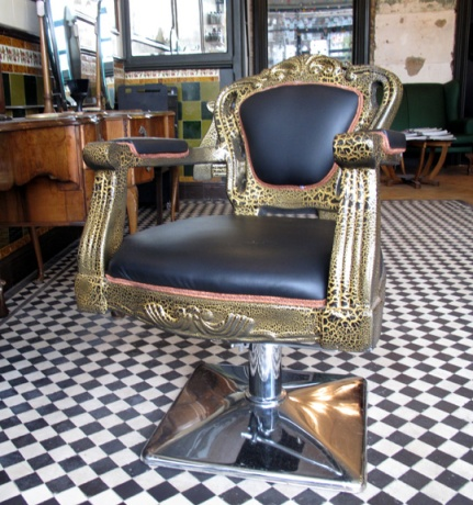 Throne chair in Peckham