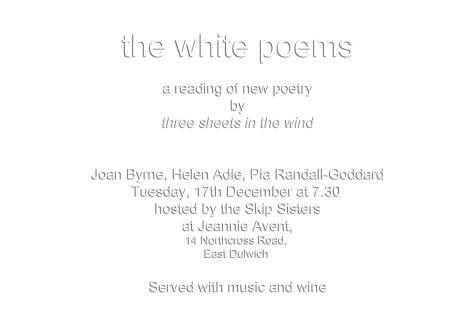 White copy