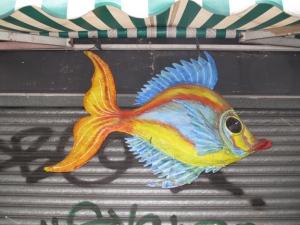 Dead fishy